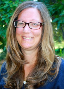 Portrait of Amanda Crump