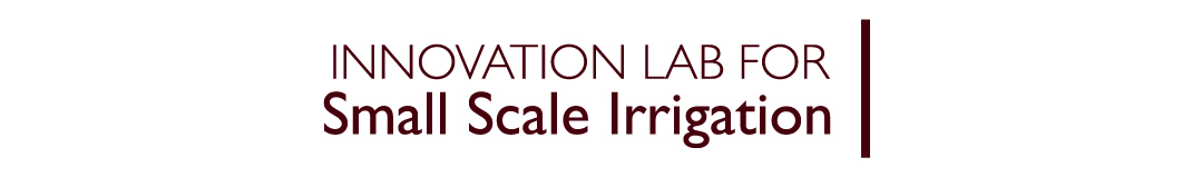 Innovation Lab for Small Scale Irrigation - logo