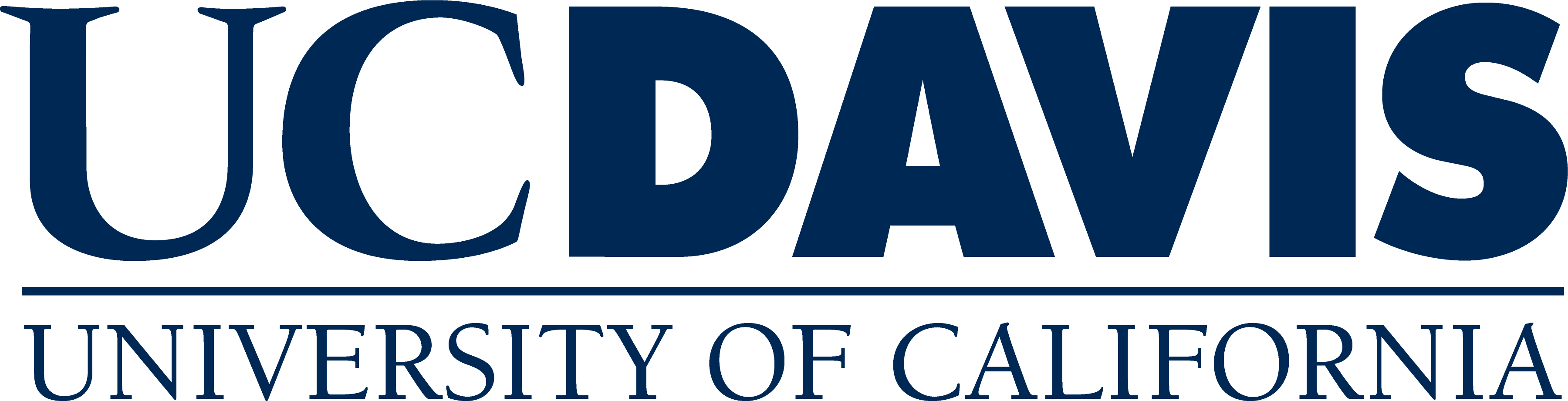 logo UC Davis - University of California, Davis