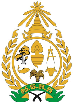 Royal University of Agriculture (RUA) logo