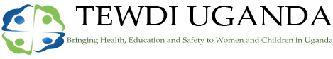 logo TEWDI UGANDA - Engaging health education and safety to women and children in Uganda