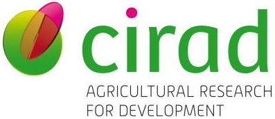 logo cirad AGRICULTURAL RESEARCH FOR DEVELOPMENT