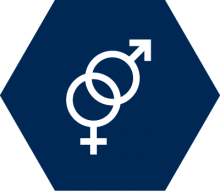 Gender considerations icon