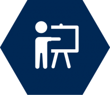 Training and extension icon