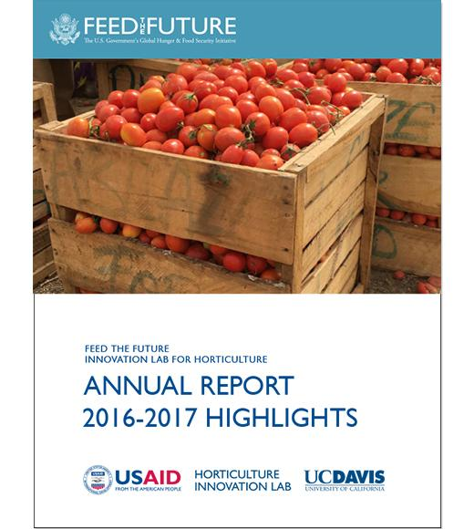 Annual Report 2016-2017 Highlights