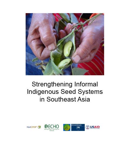 Strengthening informal indigenous seed systems in Southeast Asia