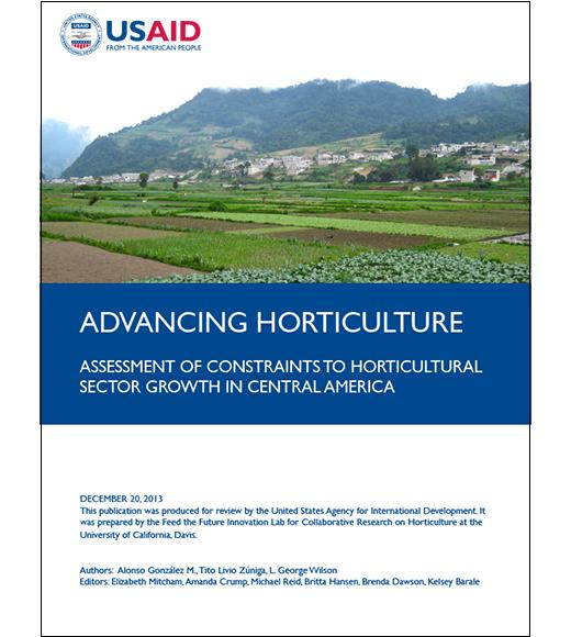 USAID report: Advancing Horticulture in Latin America and the Caribbean (LAC)