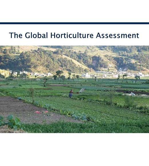 Revisiting the 'Global Horticulture Assessment' - slide