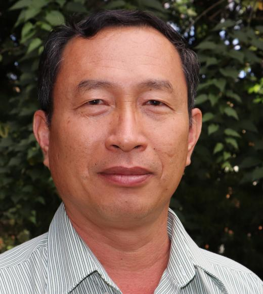 KONG Thong, Royal University of Agriculture, portrait