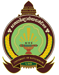 University of Battambang (UBB) logo