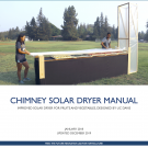 Chimney Solar Dryer Cover