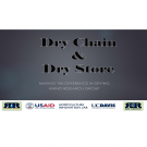 """Dry Chain, &, Dry Store"" title slide"