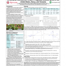 Academic Poster- National Plant Breeders - genotype x environment interactions micronutrient content of amaranth
