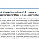 DryChain Lancet Comment Publication