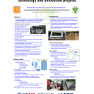 Poster: Technology and innovation projects