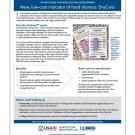 Technology fact sheet: DryCard low-cost indicator of food dryness