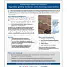 Technology fact sheet: Vegetable grafting