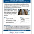 fact sheet: Facilitated solarization reduces weeds and pests